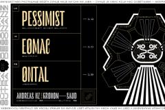 SUTRA i Desonanz predstavljaju: Pessimist, Eomac, Ontal