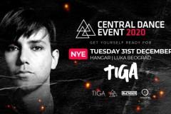 Novogodišnja noć na Central Dance Event-u uz TIGU!