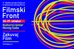Filmski Front objavio takmičarski program ovogodišnjeg festivala