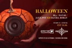 ESAA! Halloween w/ Illy (Osijek)
