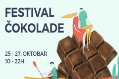 Dorćol Platz: FESTIVAL ČOKOLADE od 25. do 27. oktobra