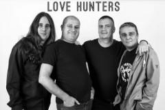 Novosadski rok bend LOVE HUNTERS prvi put će nastupiti u beogradskom klubu Garaža 1.novembra!