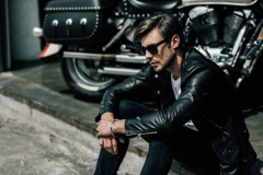 Kožne jakne kao deo rok kulture