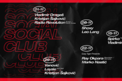 Late Night Social Club / Novembar 2019.