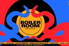 Drugstore otvara crnu sobu za Boiler Room žurku