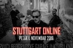 Coucou Abel, Stuttgart Online, Bullet for a Badman u klubu Knap