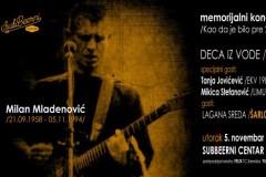 """Milan Mladenović memorijalni koncert 2019: """"Kao da je bilo pre 25 godina"""""""