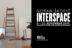 """Izložba """"Interspace"""" Gorana Škofića"""