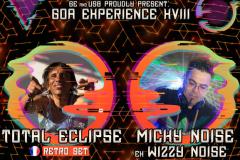 GOA EXPERIENCE XVIII