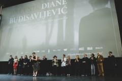 Dana Budisavljević pozdravljena ovacijama na Slobodnoj zoni
