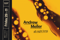 Andrew Meller all night long u klubu DOT