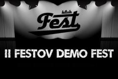 """Počinju prijave za """"II Festov Demo fest!"""""""