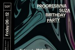 Rođendanska zabava Progresivne Suze u intimnoj klupskoj atmosferi DOTa