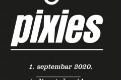 Legendarni Pixies 1. septembra u Beogradu, na Tašu!