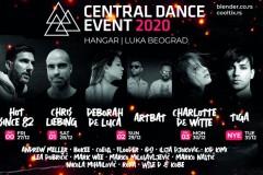 CENTRAL DANCE EVENT 2020. ODBROJAVANJE POČINJE