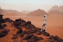 Jordan kao Mars na Zemlji