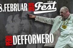 PERO DEFFORMERO – tehnički prekvalifikovani folk-metalu Festu ovog vikenda!