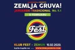 ZEMLJA GRUVA U FESTU - januarski tradicional u februaru!