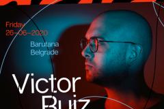 Victor Ruiz 26. juna u klubu Barutana