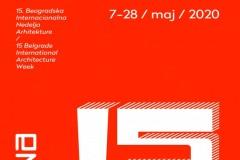 Jubilarna 15. Beogradska internacionalna nedelja arhitekture