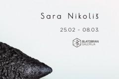 Galerija Blatobran predstavlja izložbu Sare Nikoliš u okviru programa ''Prozor u budućnost''