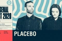 Placebo na jubilarnom Arsenalu u Kragujevcu!!!