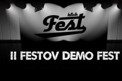 II FESTOV DEMO FEST – poznati polufinalisti!