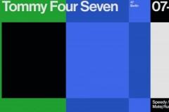 Tommy Four Seven u Dragstoru ove subote