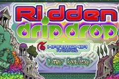 Ove subote Ridden/Drip Drop svojim LIVE nastupom prodrmaće Beograd!