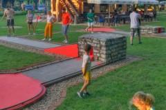 Mini golf na Adi Ciganliji počinje sa radom