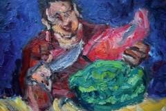Otvaranje izložbe Nikole Milekića u galeriji ULUS