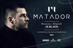 Nastup Matadora, odlaže se za kraj avgusta