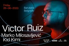 Victor Ruiz: Moja muzika je veoma lična - energična, ali i duboka, snažna, ali melodična i uvek dolazi iz dubine mog srca