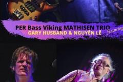 Per Bas Viking Mathisen Trio feat. Nguyen Le & Gary Husband na Nišvilu