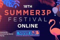 18. Summer3p Festival biće održan u drugačijem formatu