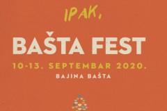 Bašta Fest u Bajinoj Bašti ipak od 10. do 13. septembra