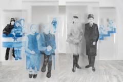 """Izložba """"RETROVIZIJA"""" u Salonu Muzeja primenjene umetnosti"""