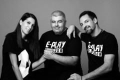 """Druženje sa bendom E-Play povodom preslušavanja vinila """"Sloboda"""""""