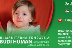 FEST #ZaAniku - Humanitarni koncerti za Aniku Manić
