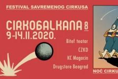 CirkoBalkana - jedini festival savremenog cirkusa u Srbiji