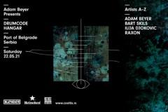 Adam Beyer presents Drumcode u maju sledeće godine