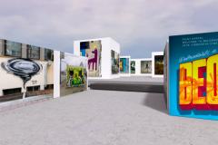 Prva izložba ulične umetnosti Beograda u virtuelnom prostoru