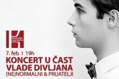 Koncert u čast Vlade Divljana - (ne)normalni & prijatelji