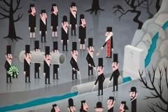O3ONE: Međunarodni konkurs karikature - Mini hidrocentrale-maksi razaranje