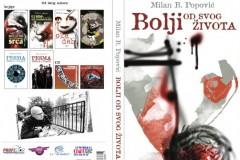 """Nova knjiga Milana B. Popovićа """"Bolji od svog života"""""""
