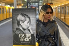 "NAKADIA releases her autobiography ""Positive Energy - Becoming Nakadia"""