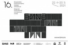 16. Beogradska internacionalna nedelja arhitekture - BINA od 22. aprila do 20. maja