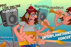 Rambo Amadeus najavio Interplanetarni koncert