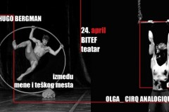 Gostovanje predstava savremenog cirkusa u Beogradu