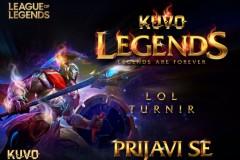ZAKUVAVA se: Prijavite se za veliko takmičenje u igri League of Legends